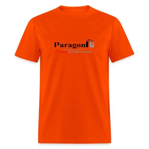 Shop Paragon Investment Partners Gear - Men's T-Shirt