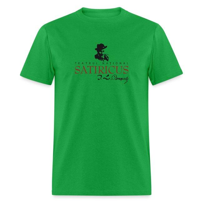 Satiricus Logo