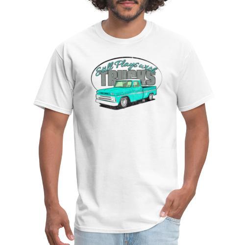 Still65ShortFleet Long Sleeve Tee - Men's T-Shirt