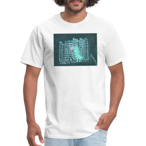 Dino - Men's T-Shirt