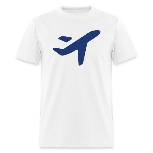 Plane Solo Jess Travel - Men's T-Shirt