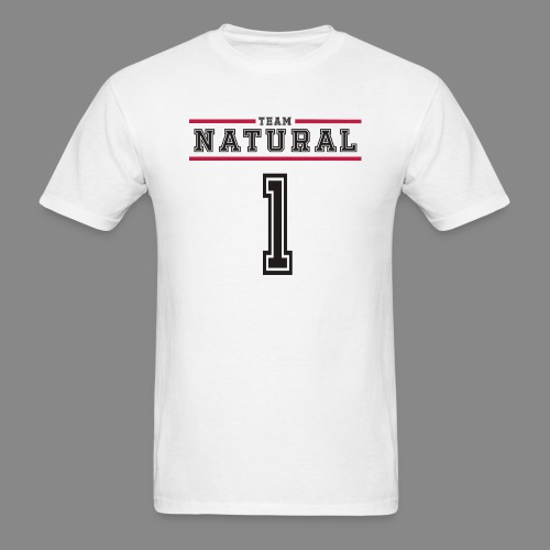 Team Natural 1 - Men's T-Shirt