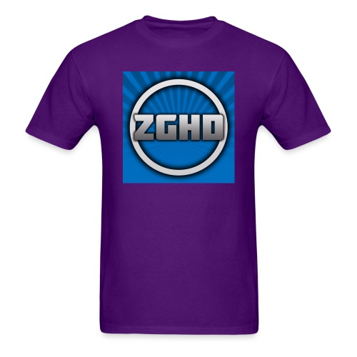 ZedGamesHD - Men's T-Shirt