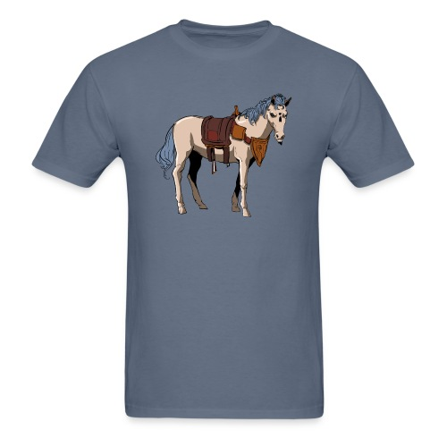 Useless the Horse png - Men's T-Shirt