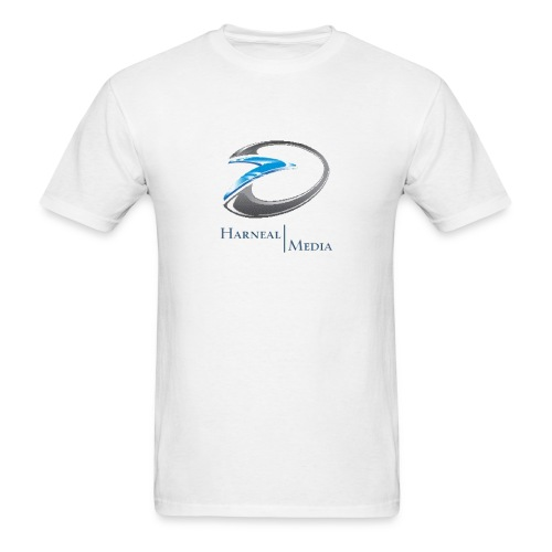 Harneal Media Logo Products - Men's T-Shirt