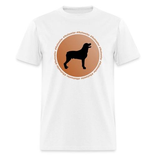 Rottweiler - Men's T-Shirt