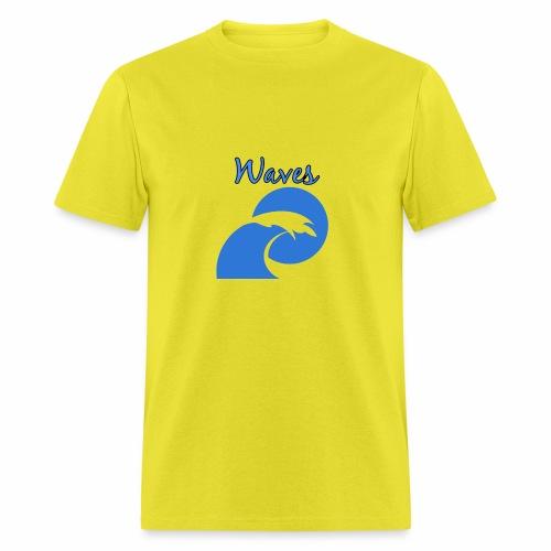 Waves - Men's T-Shirt