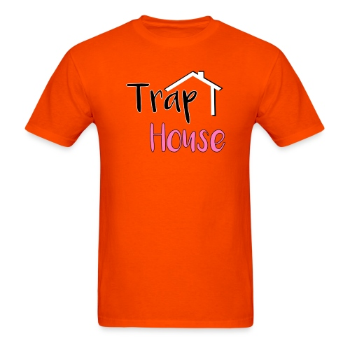 Trap House inspired by 2 Chainz. - Men's T-Shirt