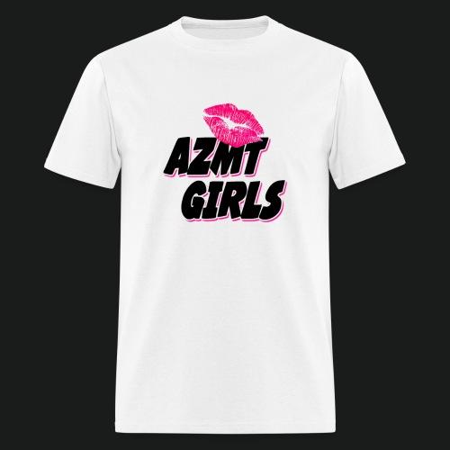 azmt girls logo #2 - Men's T-Shirt