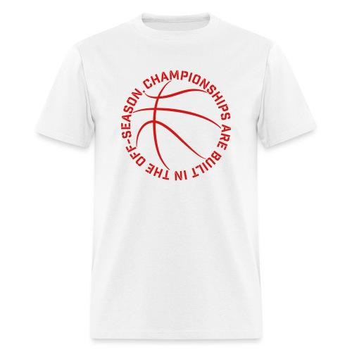 Championships Basketball - Men's T-Shirt