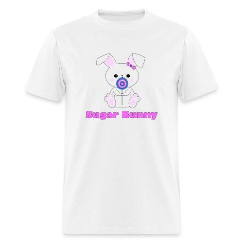 Sugar Bunny - Men's T-Shirt