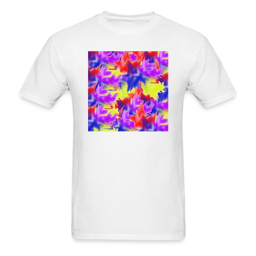 A Splash of Colour - Men's T-Shirt