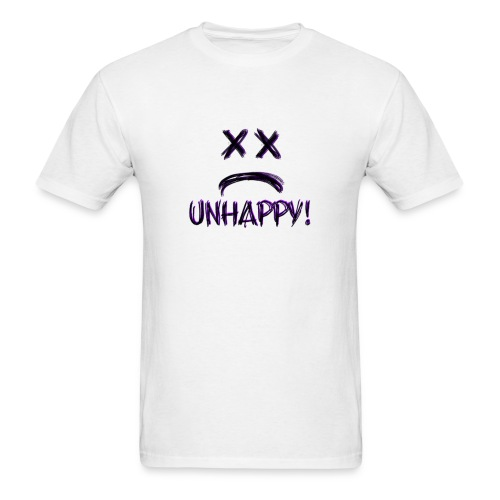 Unhappy! - Men's T-Shirt