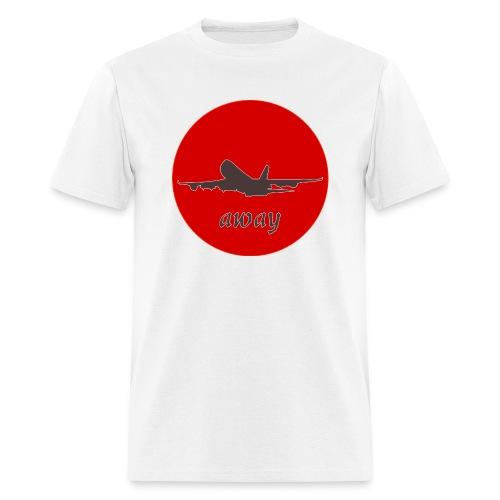 get away - Men's T-Shirt