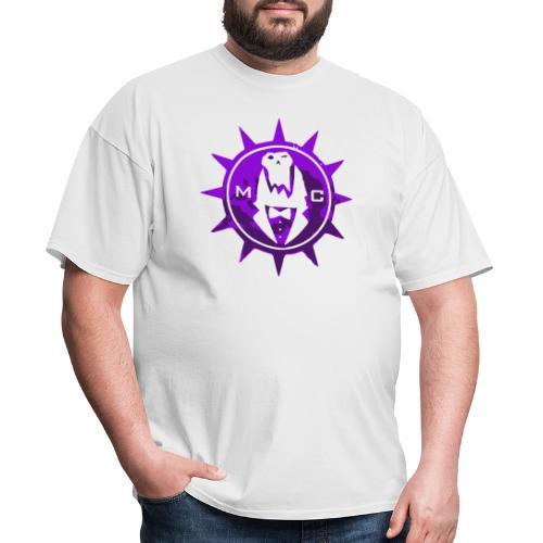 Vector MC Logo 2 colors V2 - Men's T-Shirt