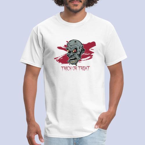 Halloween Zombie Trick or Treat - Men's T-Shirt