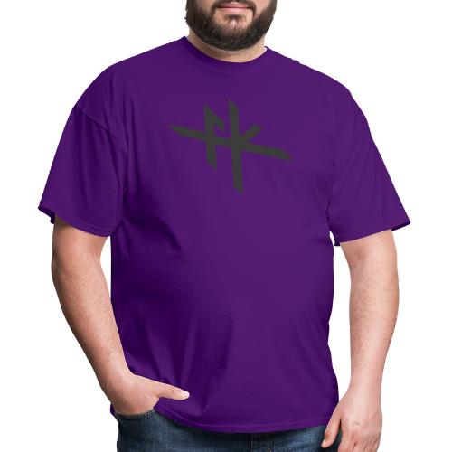 Parallel Symbol - Men's T-Shirt