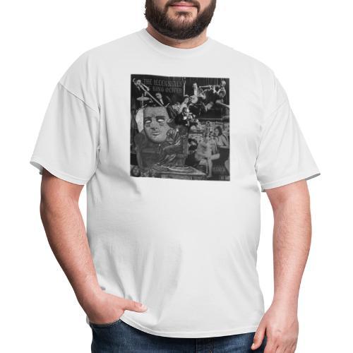 THE ILLennials King Oliver Cover Art - Men's T-Shirt