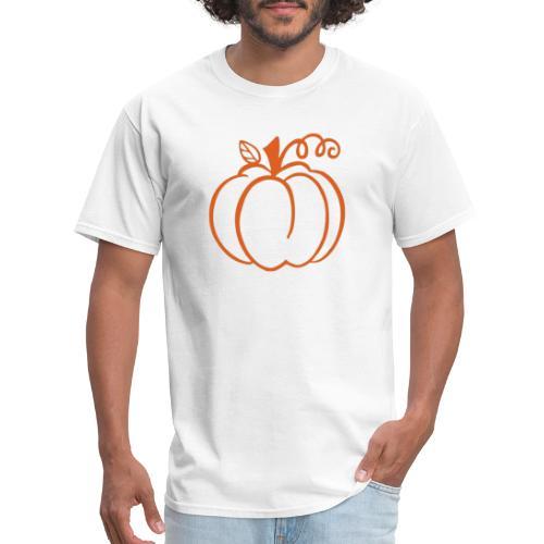 Pumpkin - Men's T-Shirt