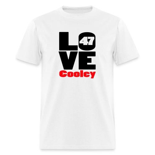 lovecooley - Men's T-Shirt