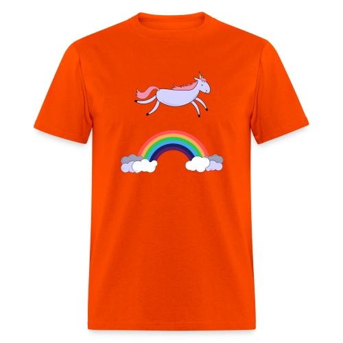 Flying Unicorn - Men's T-Shirt