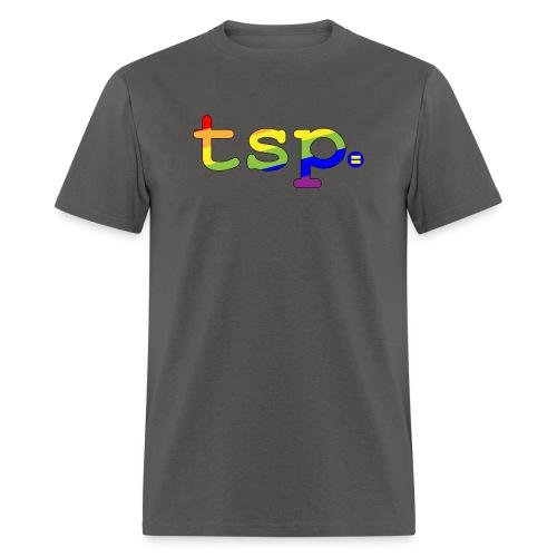 tsp pride updated 01 - Men's T-Shirt