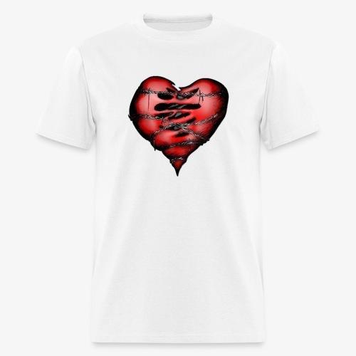 Chains Heart Ceramic Mug - Men's T-Shirt