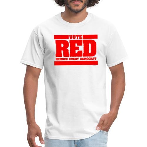 Remove every Democrat - Men's T-Shirt