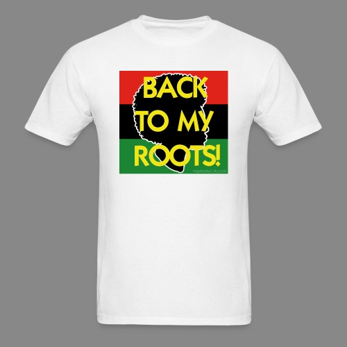 Back To My Roots - Men's T-Shirt