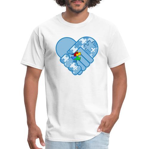 ASD Heart - Men's T-Shirt
