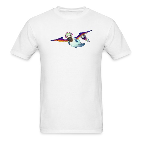 FLY WITH US - Men's T-Shirt