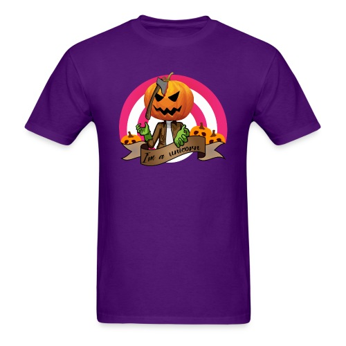 I'm A Unicorn Halloween - Men's T-Shirt