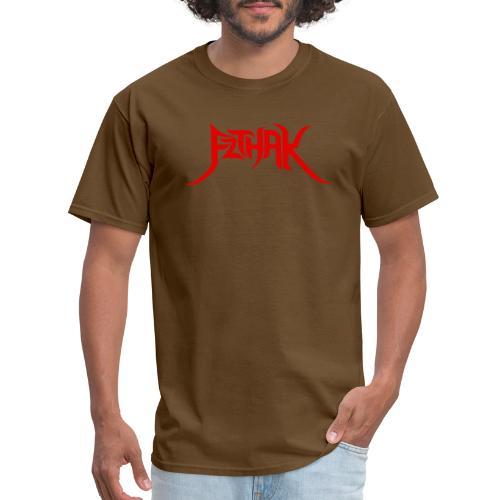 Tribal Logo (Red) - Men's T-Shirt