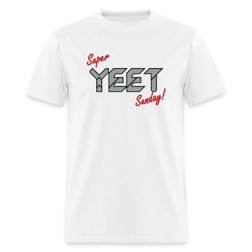 Super Yeet Sunday White - Men's T-Shirt