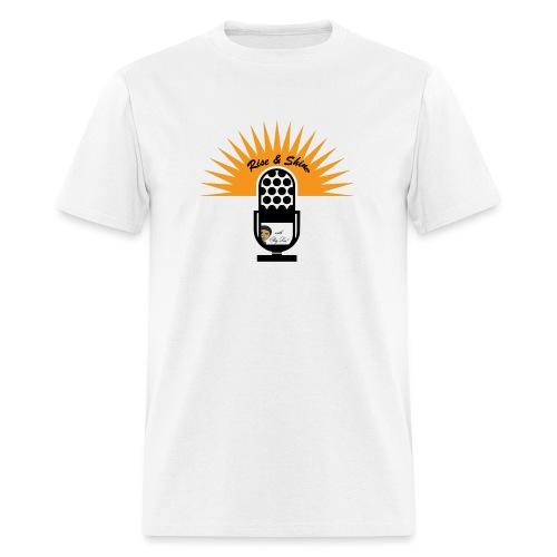Rise & Shine with Big Lou - Men's T-Shirt