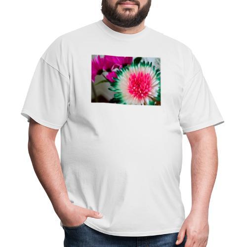 Flowery Words! - Men's T-Shirt