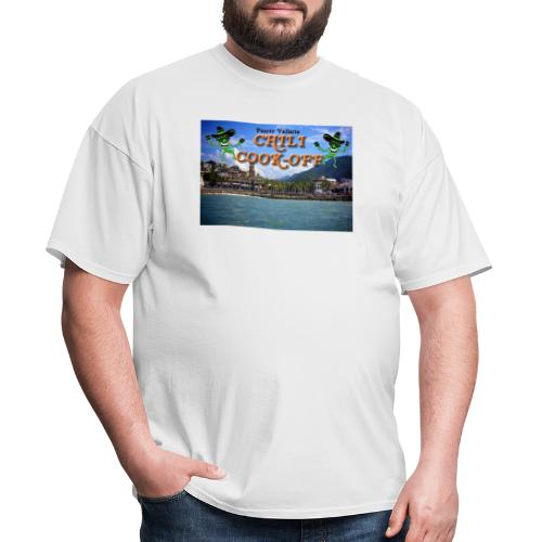 Puerto Vallarta From the Sea - Men's T-Shirt
