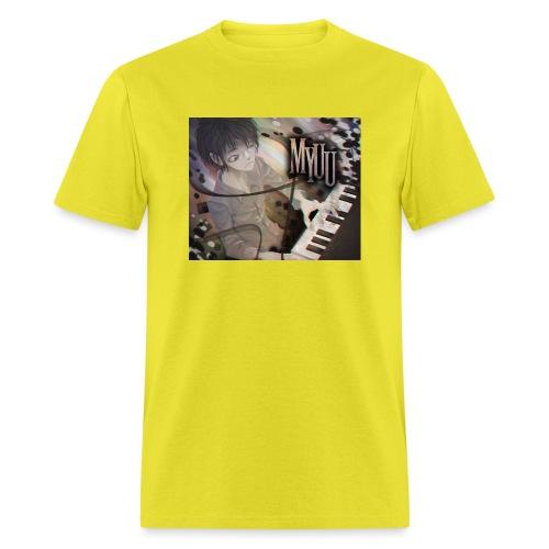 Dark Piano 1 - Men's T-Shirt