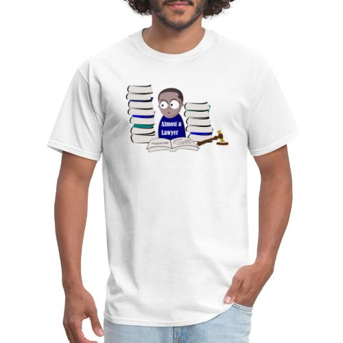 Almost a Lawyer Man African american - Men's T-Shirt