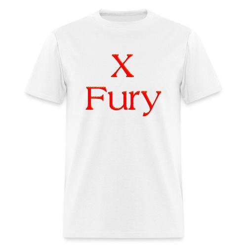 X Fury - Men's T-Shirt