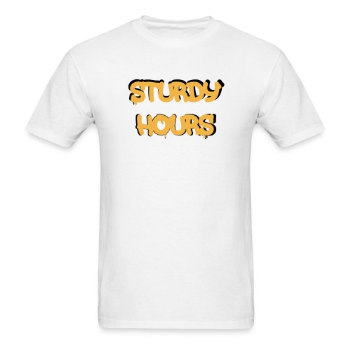 Sturdy Hours - Men's T-Shirt
