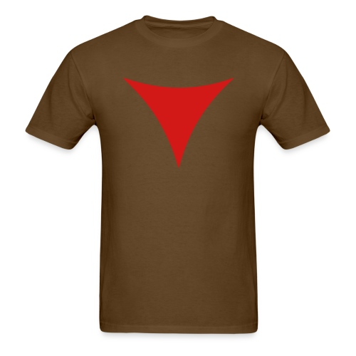 SWTOR Dark Side Points 1-Color - Men's T-Shirt