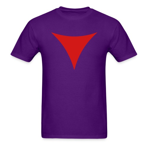SWTOR Dark Side Points 1-Color - Men's T-Shirt