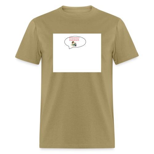 mens best cotton shirts This boy must sleep! - Men's T-Shirt