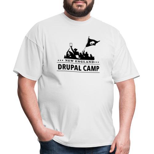 NEDCamp Logo Swag - Men's T-Shirt