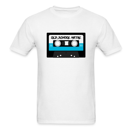 Cassette - Old School Metal - Men's T-Shirt
