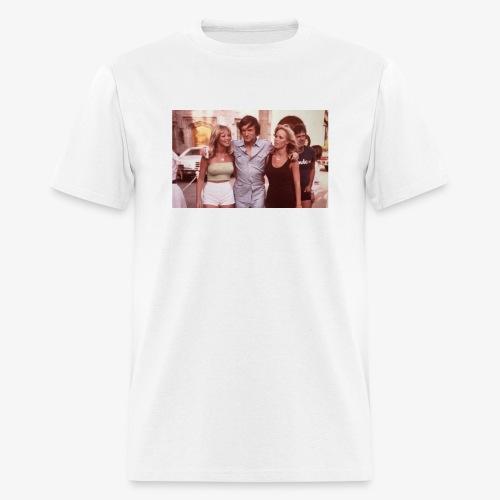 Hugh Hefner - Men's T-Shirt