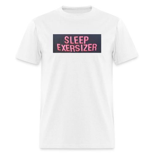 Sleep Exersizer Words - Men's T-Shirt