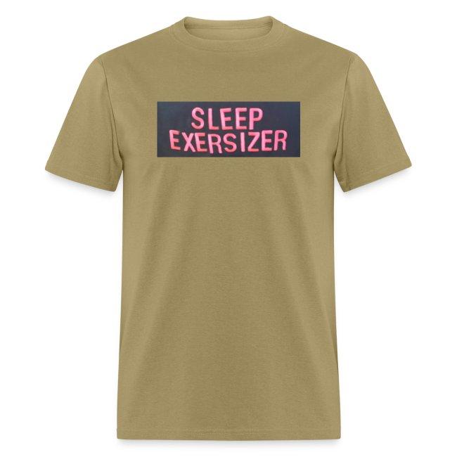 Sleep Exersizer Words
