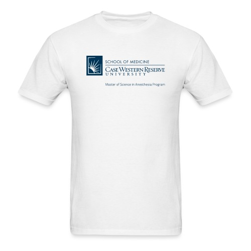 Master of Science in Anesthesia - Men's T-Shirt
